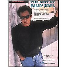 Hal Leonard The Best Of Billy Joel for Big Note Piano