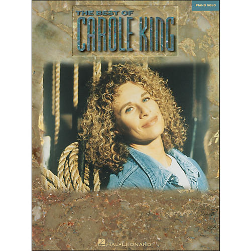 Hal Leonard The Best Of Carole King arranged for piano solo