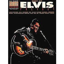 Hal Leonard The Best Of Elvis Presley Easy Guitar Tab Book