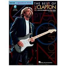 Hal Leonard The Best Of Eric Clapton - Signature Licks Guitar Tab (Songbook/Online Audio)