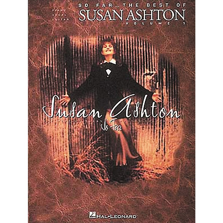 Hal Leonard The Best Of Susan Ashton So Far Volume 1 Piano, Vocal, Guitar Songbook