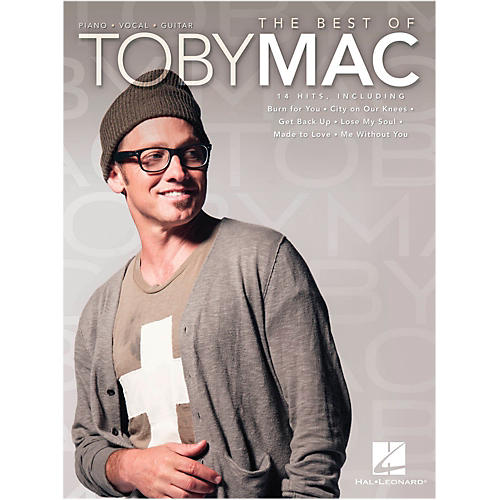 Hal Leonard The Best Of Toby Mac for PVG (Piano/Vocal/Guitar)-thumbnail
