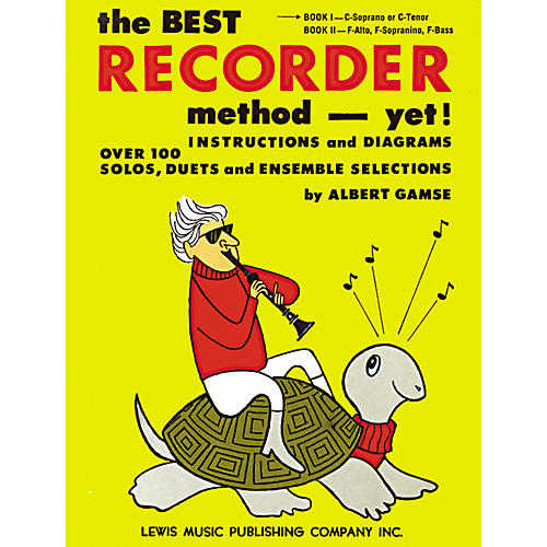 Music Sales The Best Recorder Book Yet Book 2 Alto