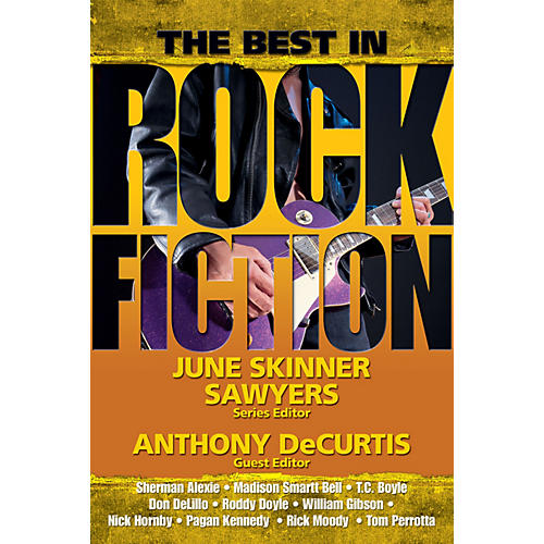 Hal Leonard The Best in Rock Fiction Book Series Softcover Written by June Skinner Sawyers-thumbnail