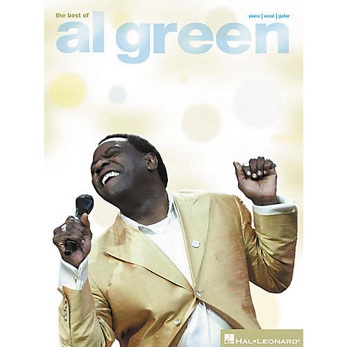 Hal Leonard The Best of Al Green Piano/Vocal/Guitar Artist Songbook-thumbnail