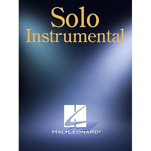 Hal Leonard The Best of Andrew Lloyd Webber (for Alto Sax) Instrumental Solo Series Book-thumbnail