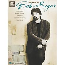Hal Leonard The Best of Bob Seger Easy Guitar (Book)