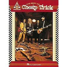 Hal Leonard The Best of Cheap Trick Guitar Tab Book