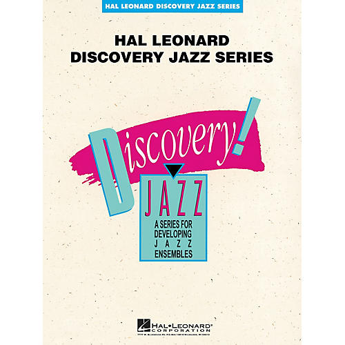 Hal Leonard The Best of Discovery Jazz (CD) Jazz Band Level 1-2 Composed by Various-thumbnail