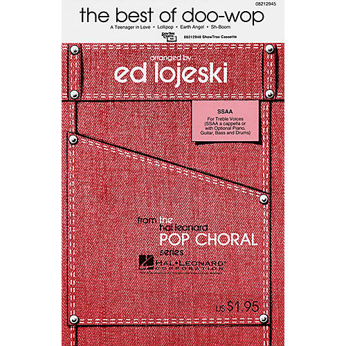 Hal Leonard The Best of Doo-Wop (Medley) (Women's) SSAA A Cappella arranged by Ed Lojeski-thumbnail
