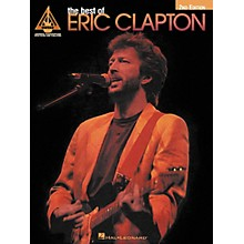 Hal Leonard The Best of Eric Clapton 2nd Edition Guitar Tab Songbook