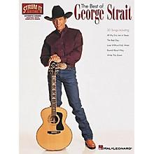 Hal Leonard The Best of George Strait Guitar Chord Songbook