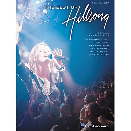 Hal Leonard The Best of Hillsong Piano/Vocal/Guitar Songbook-thumbnail