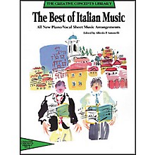 Creative Concepts The Best of Italian Music (Songbook)