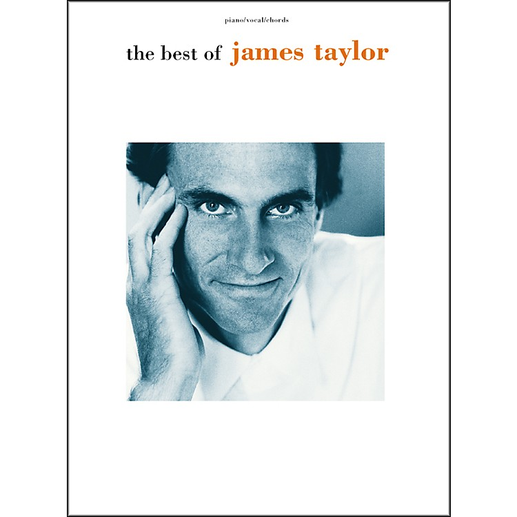 Alfred The Best of James Taylor Piano, Vocal, Guitar Songbook