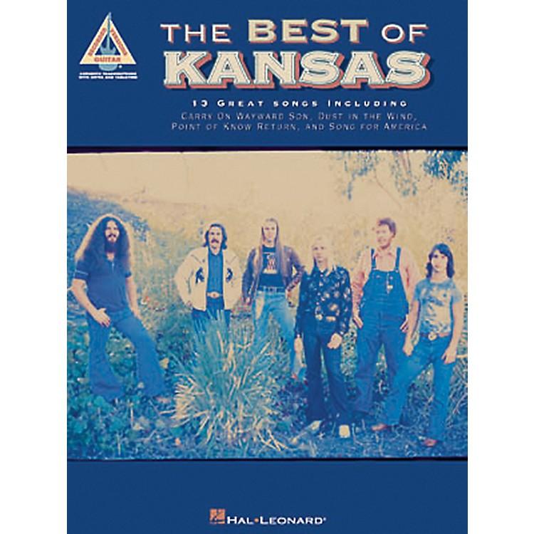 Hal LeonardThe Best of Kansas Guitar Tab Songbook