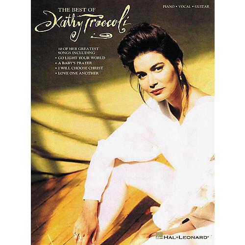 Hal Leonard The Best of Kathy Troccoli Songbook