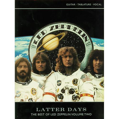 Alfred The Best Of Led Zeppelin Volume 2 Latter Days