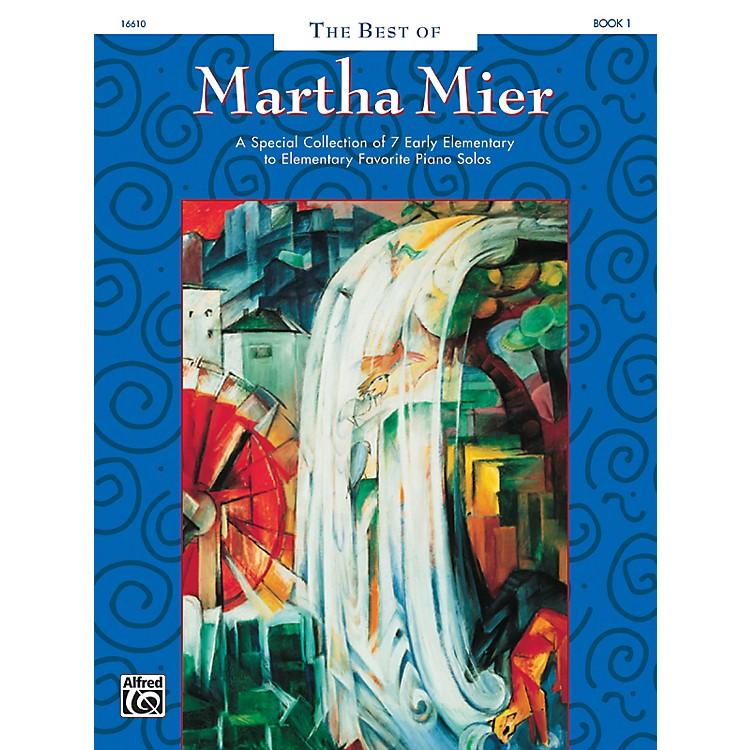 AlfredThe Best of Martha Mier Book 1