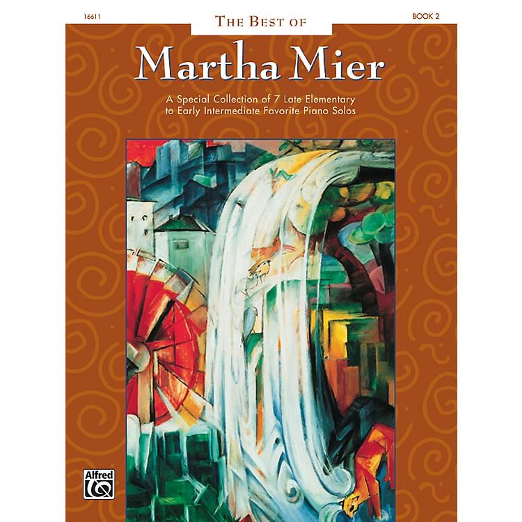 AlfredThe Best of Martha Mier Book 2