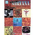 Hal Leonard The Best of Nirvana Guitar Tab Book  Thumbnail