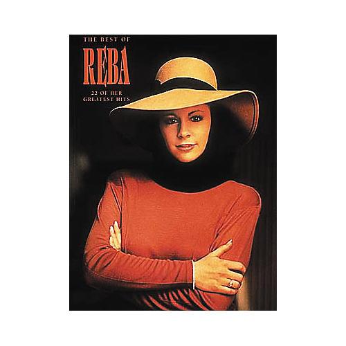 Hal Leonard The Best of Reba McEntire Songbook-thumbnail