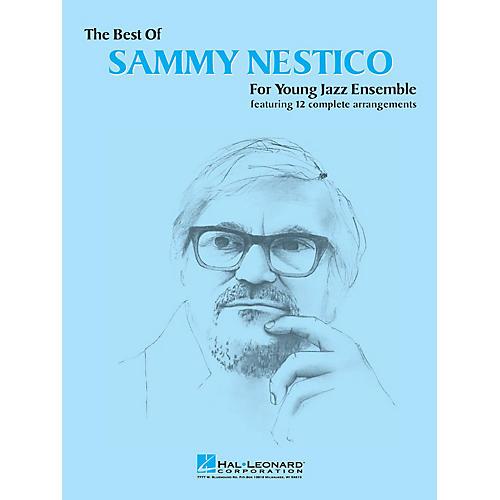 Hal Leonard The Best of Sammy Nestico - Alto Sax 1 Jazz Band Level 2-3 Arranged by Sammy Nestico