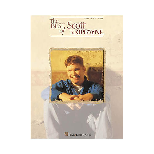 Hal Leonard The Best of Scott Krippayne Piano/Vocal/Guitar Artist Songbook-thumbnail