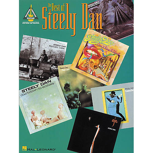 hal leonard the best of steely dan guitar tab book musician 39 s friend. Black Bedroom Furniture Sets. Home Design Ideas