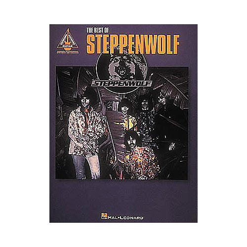Hal Leonard The Best of Steppenwolf Guitar Tab Book