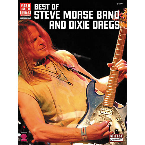Cherry Lane The Best of Steve Morse Band & Dixie Dregs Guitar Tab Songbook