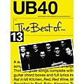 Hal Leonard The Best of UB40 Songbook thumbnail
