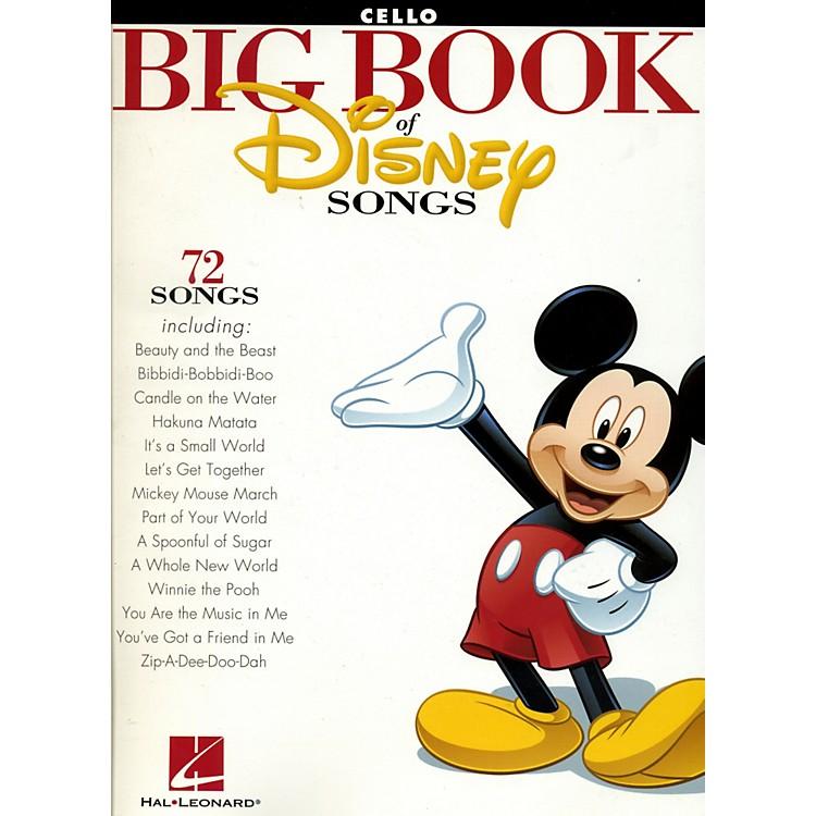 Hal LeonardThe Big Book Of Disney SongsTenor Sax