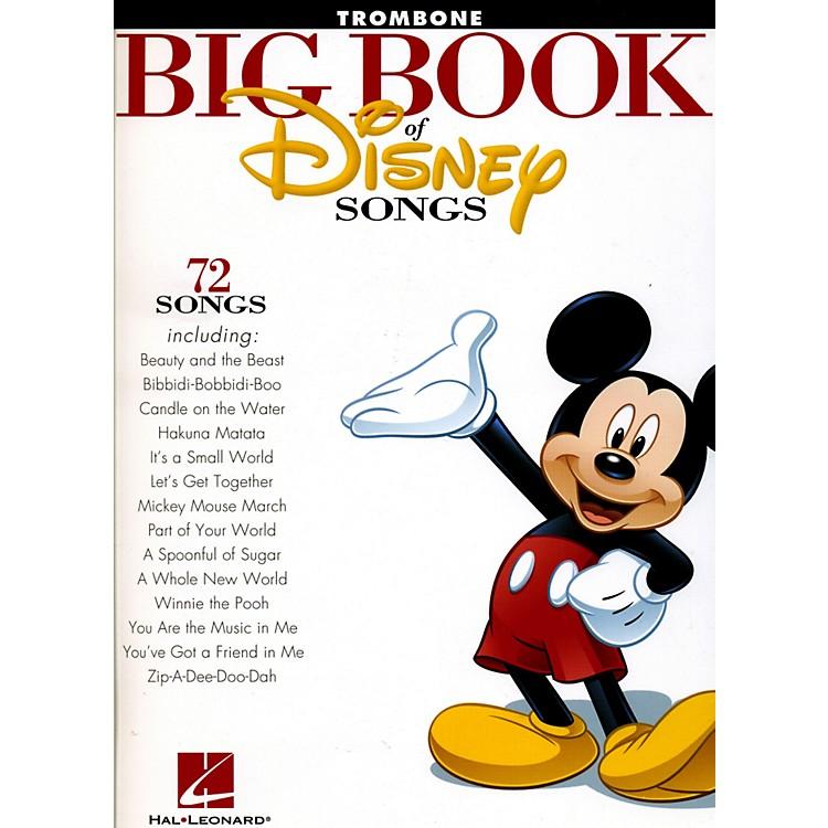 Hal LeonardThe Big Book Of Disney SongsTrombone