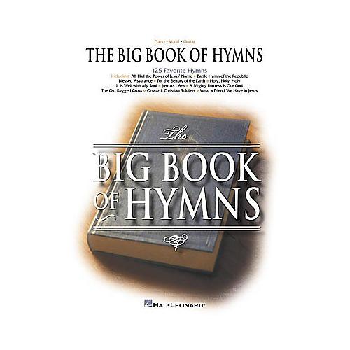 Hal Leonard The Big Book of Hymns-thumbnail