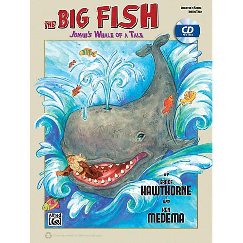 Alfred The Big Fish  - Christian Elementary Musical Director's Kit (Handbook and Enhanced CD)