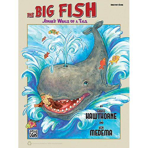 Alfred The Big Fish Christian Elementary Musical Director's Handbook Reproducible