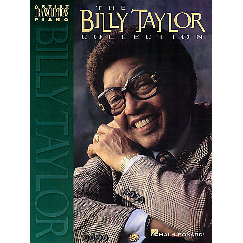 Hal Leonard The Billy Taylor Collection Artist Transcriptions Series Performed by Billy Taylor-thumbnail