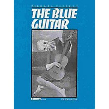 Schott The Blue Guitar (Sonata for Guitar (1982-83)) Schott Series