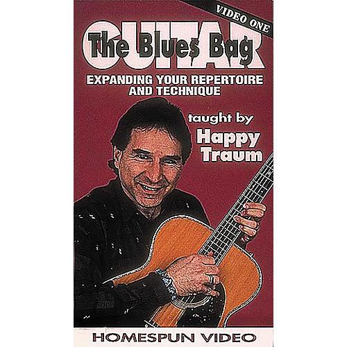 Homespun The Blues Bag 1 (VHS)-thumbnail