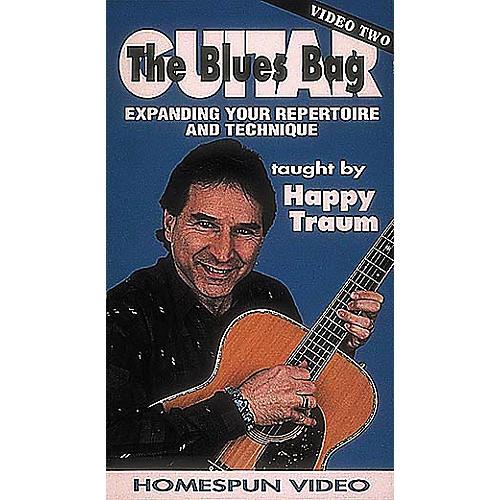 Homespun The Blues Bag 2 (VHS)-thumbnail