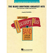 Hal Leonard The Blues Brothers Greatest Hits - Discovery Plus Band Level 2 arranged by Paul Murtha