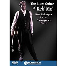 Homespun The Blues Guitar of Keb' Mo' (DVD)