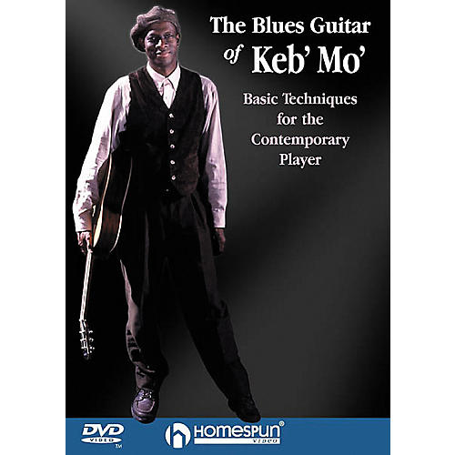 Homespun The Blues Guitar of Keb' Mo' (DVD)
