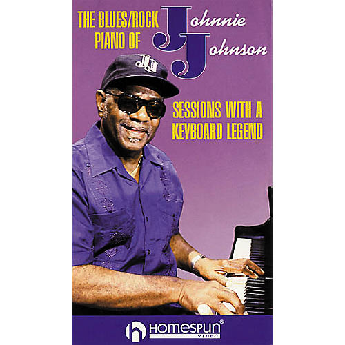 Hal Leonard The Blues/Rock Piano of Johnnie Johnson