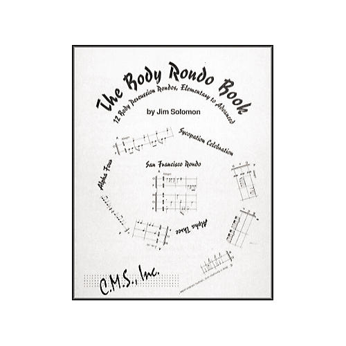 CMS The Body Rondo Book