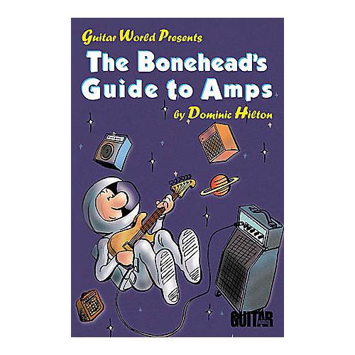 Hal Leonard The Bonehead's Guide to Amps Book-thumbnail