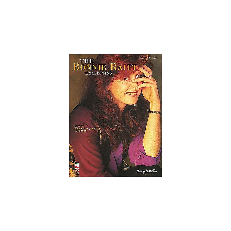 Cherry Lane The Bonnie Raitt Collection Book