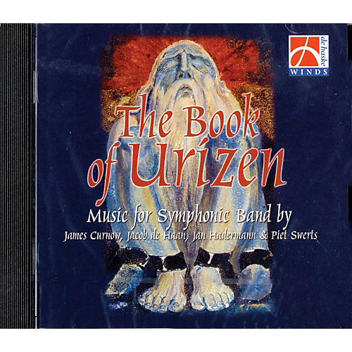 De Haske Music The Book of Urizen (Music for Symphonic Band) Concert Band Composed by James Curnow-thumbnail