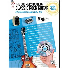 Hal Leonard The Boomer's Book of Classic Rock Guitar '70s - '80s